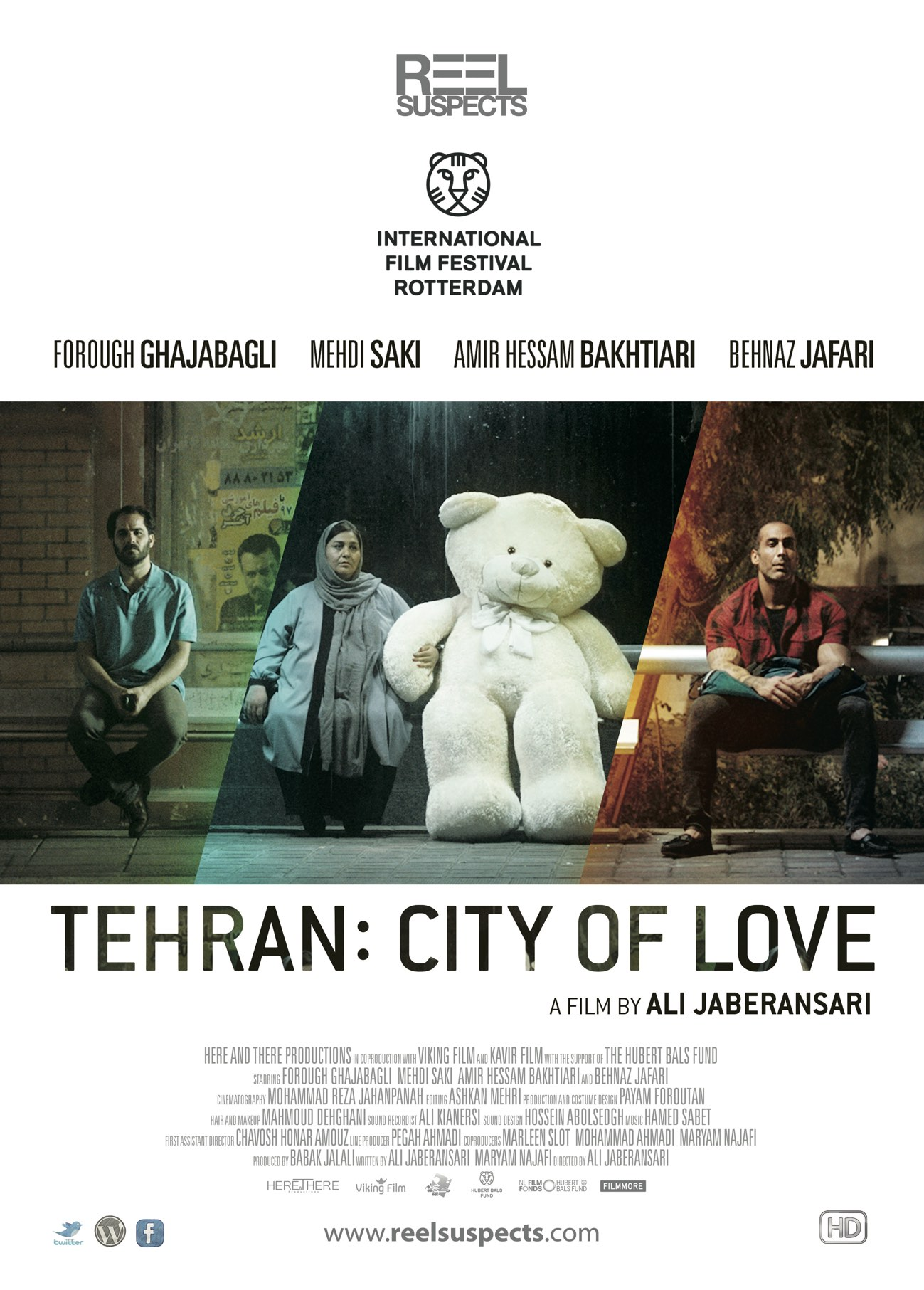 TEHRAN: CITY OF LOVE
